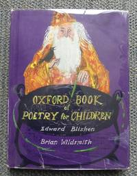 image of OXFORD BOOK OF POETRY FOR CHILDREN.