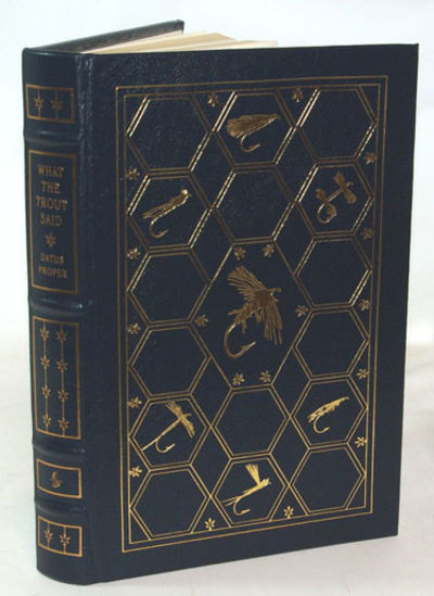 Norwalk, Conn.: The Easton Press, 1995. Revised and Augmented Edition. Fine in dark blue leather cov...