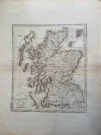 Map of Scotland from the latest Discoveries