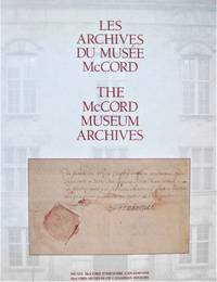 image of Les Archives Du Musee McCord. the McCord Museum Archives