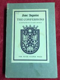 The Confessions Of Saint Augustine by E. B. Pusey - Hardcover - 1968 - from Revue & Revalued Books  (SKU: 174)