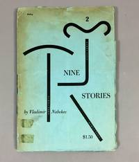 Nine Stories. Direction 2 by  Vladimir Vladimirovich Nabokov - First Edition, First Printing - 1947 - from DuBois Rare Books (SKU: 002523)