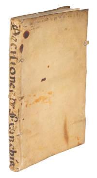 Decisiones Novissimae Sacri Regii Consilii Neapolitani, Barcelona 1597