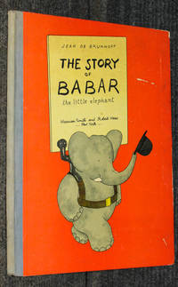 The Story Of Babar The Little Elephant 1st Ed