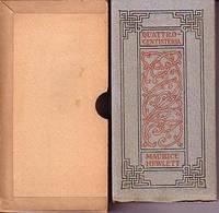 Quattrocentisteria (How Sandro Botticelli Saw Simonetta in the Spring) - WITH SLIPCASE
