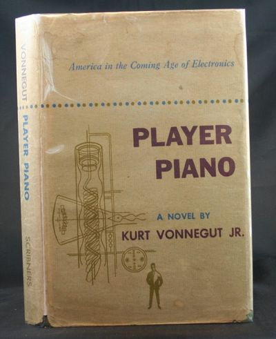 a literary analysis of player piano by kurt vonnegut Wampeters, foma & granfalloons is the name of kurt vonnegut, jr's new book,   it is not surprising that vonnegut's standing with literary critics should be  unsettled  to note this recurring theme is misleading, if it suggests that  vonnegut  after what now looks like a false start in player piano, vonnegut  fastened on the.