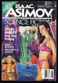 Isaac Asimov's Science Fiction Magazine August 1992