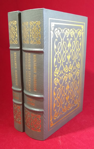 Norwalk, CT: The Easton Press, 1989. Collector's Edition. Leather bound. Very good. 386pp. 484pp. 30...