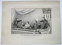 THE ASSASSINATION OF PRESIDENT LINCOLN, AT FORD'S THEATRE WASHINGTON D.C. APRIL 14TH, 1865