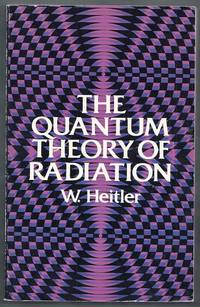 The Quantum Theory of Radiation. Third Edition