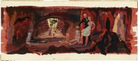 image of Hit the Deck (Original scenario artwork from the 1955 film musical)