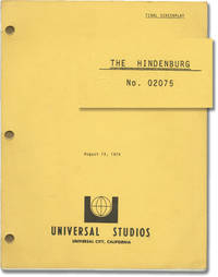 image of The Hindenburg (Original screenplay for the 1975 film)