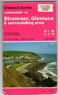 Landranger Maps: Stranraer, Glenluce and Surrounding Area Sheet 82 (OS Landranger Map)