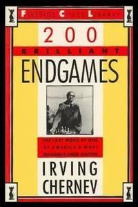 image of 200 BRILLIANT ENDGAMES - Fireside Chess Library
