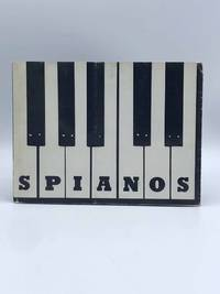 Quelques Pianos by  Simon CUTTS - Signed First Edition - 1976 - from Riverrun Books & Manuscripts (SKU: 404071)
