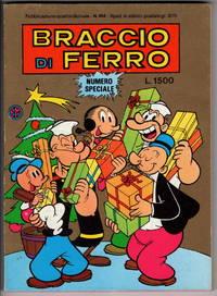 Braccio Di Ferro 464 - 12 Dicembre 1986