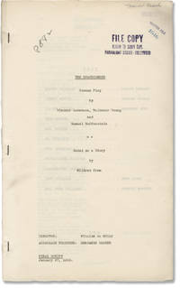 image of Sinners in the Sun [The Beachcomber] (Original screenplay for the 1932 film)