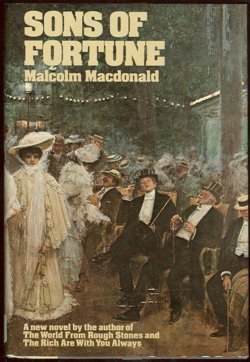 SONS OF FORTUNE, MacDonald, Malcom
