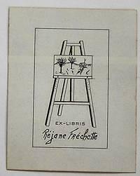 image of Ex-libris Québec. Réjane Fréchette