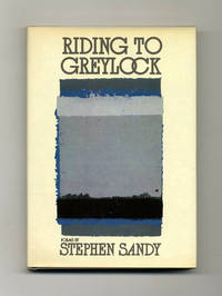 image of Riding To Greylock  - 1st Edition/1st Printing