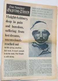 image of San Francisco Express Times: vol. 1, #27, July 24, 1968: Haight-Ashbury deep in pain and boredom..