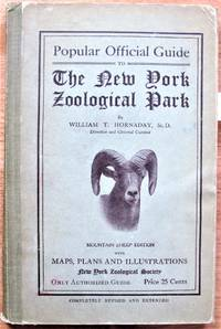 image of Popular Official Guide to the New York Zoological Park. Mountain Sheep Edition