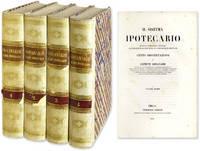 Il Sistema Ipotecario Ridotto a Principii Generali e Conseguenziali.. by  Clemente Giovanardi  - 1854  - from The Lawbook Exchange Ltd (SKU: 59918)