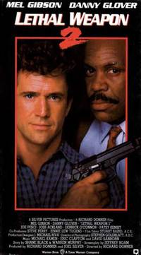Lethal Weapon 2 [VHS]