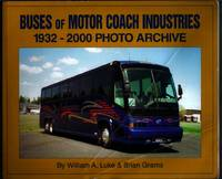 Buses of Motor Coach Industries 1932 – 2000 Photo Archive