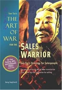 image of The Art of War for the Sales Warrior: Sun Tzu's Strategy for Salespeople