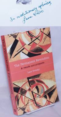 image of The permanent revolution & and results and prospects
