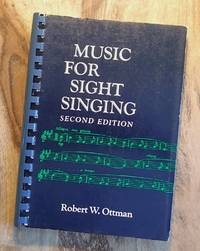 MUSIC FOR SIGHT SINGING : Revised 2nd Edition