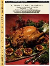 image of McCall's Cooking School Recipe Card: Chicken, Poultry 30 -  Cranberry-Orange Stuffing & Giblet Gravy : Replacement McCall's Recipage  or Recipe Card For 3-Ring Binders : McCall's Cooking School Cookbook Series