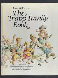 The Trapp Family Book Signed By Author to Rupert Von Trapp!!!!