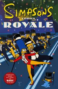image of Simpsons Comics Royale : A Super-Sized Simpson Soiree