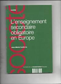 L' Enseignement Secondaire Obligatoire en Europe