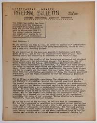 image of Internal bulletin. No. 2 (June 1957)