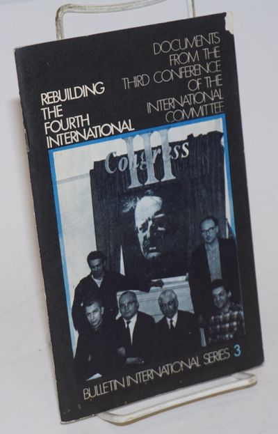 New York: Labor Publications, 1971. Pamphlet. 66p., wraps slightly worn with a small corner torn off...