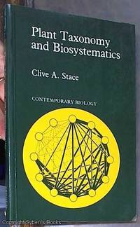 image of Plant Taxonomy and Biosystematics (Contemporary Biology)