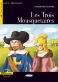 image of Trois Mousquetaires+cd (Lire Et S'Entrainer) (French Edition)