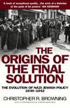 image of Origins of the Final Solution: The Evolution of Nazi Jewish Policy, September 1939-March 1942