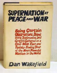Supernation at Peace and War