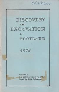 Discovery and Excavation in Scotland 1975