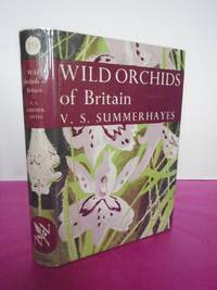 New Naturalist No.  19 WILD ORCHIDS OF BRITAIN