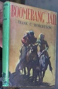 image of Boomerang Jail: A western Novel