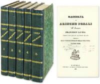 Raccolta di Aringhe Penali. 5 Vols