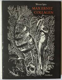 Max Ernst - collagen. Inventar und widerspruch. [Avec une lithographie originale de Max Ernst]. [Envoi à Folon]