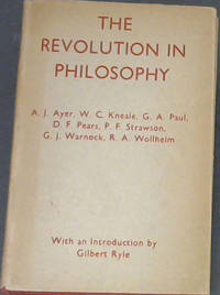 The Revolution in Philosophy