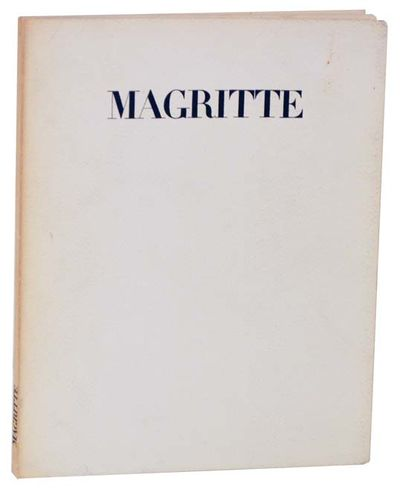 Paris: Galerie Alexandre Jolas, 1967. First edition. Softcover. Attractive catalog with text by Rose...