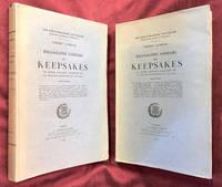 [Gift Books]. Bibliographie Sommaire des Keepsakes et Autres Recueils Collectifs de la Periode...
